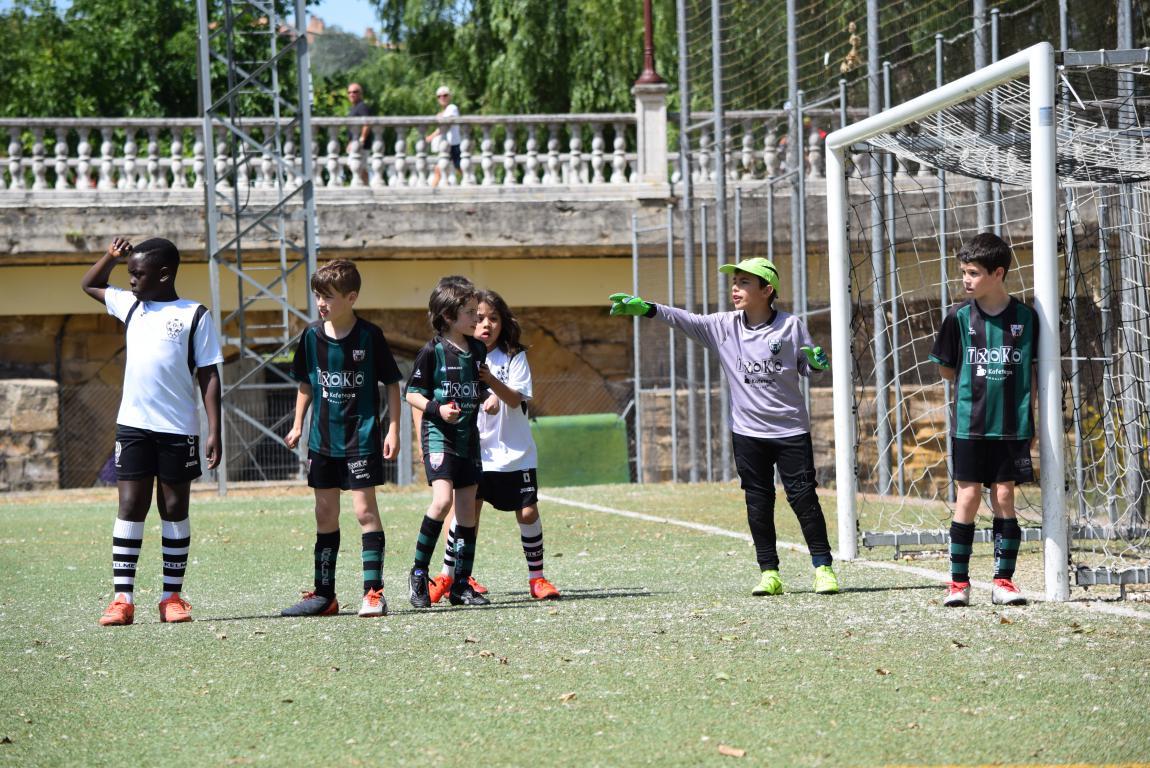 El fútbol como diversión 31