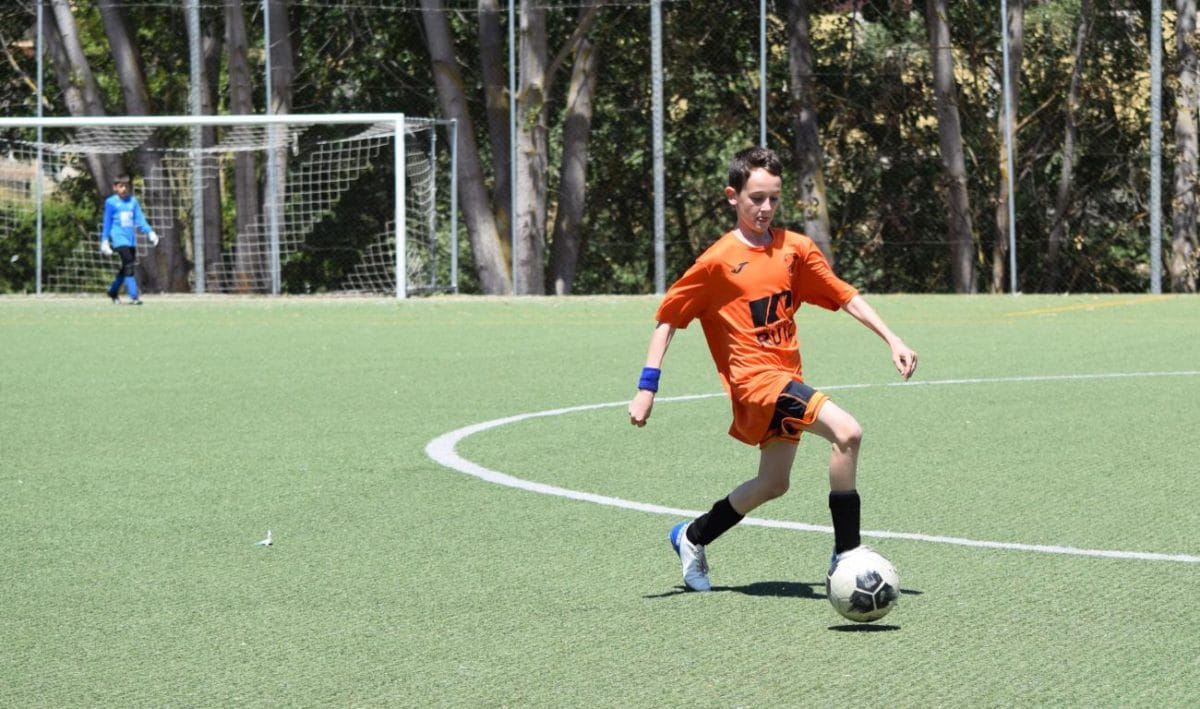 El fútbol como diversión 6