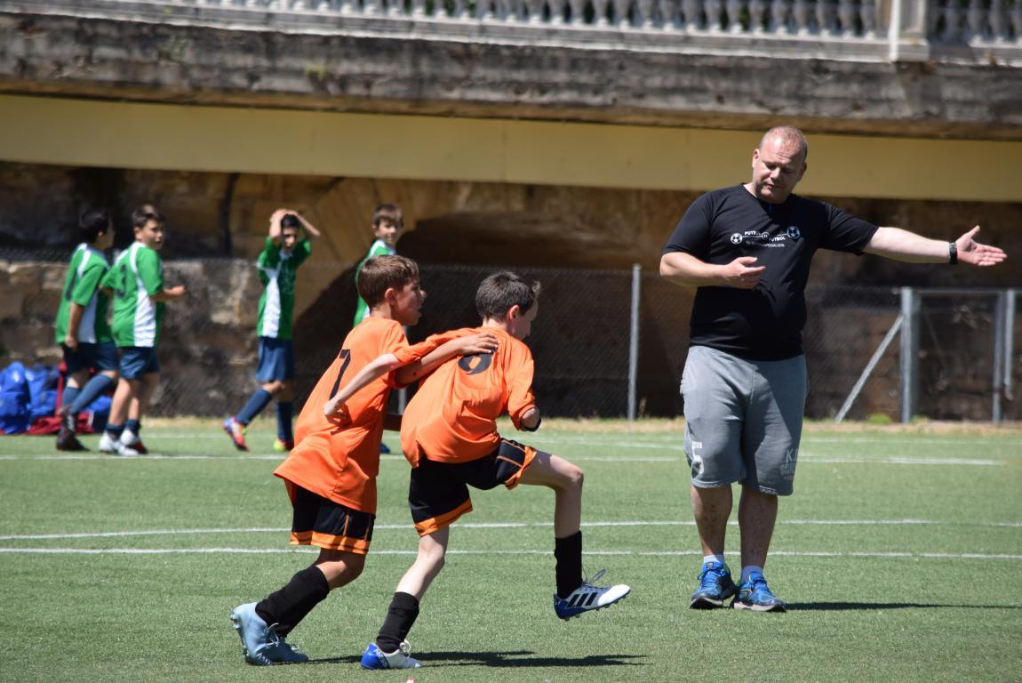 El fútbol como diversión 8
