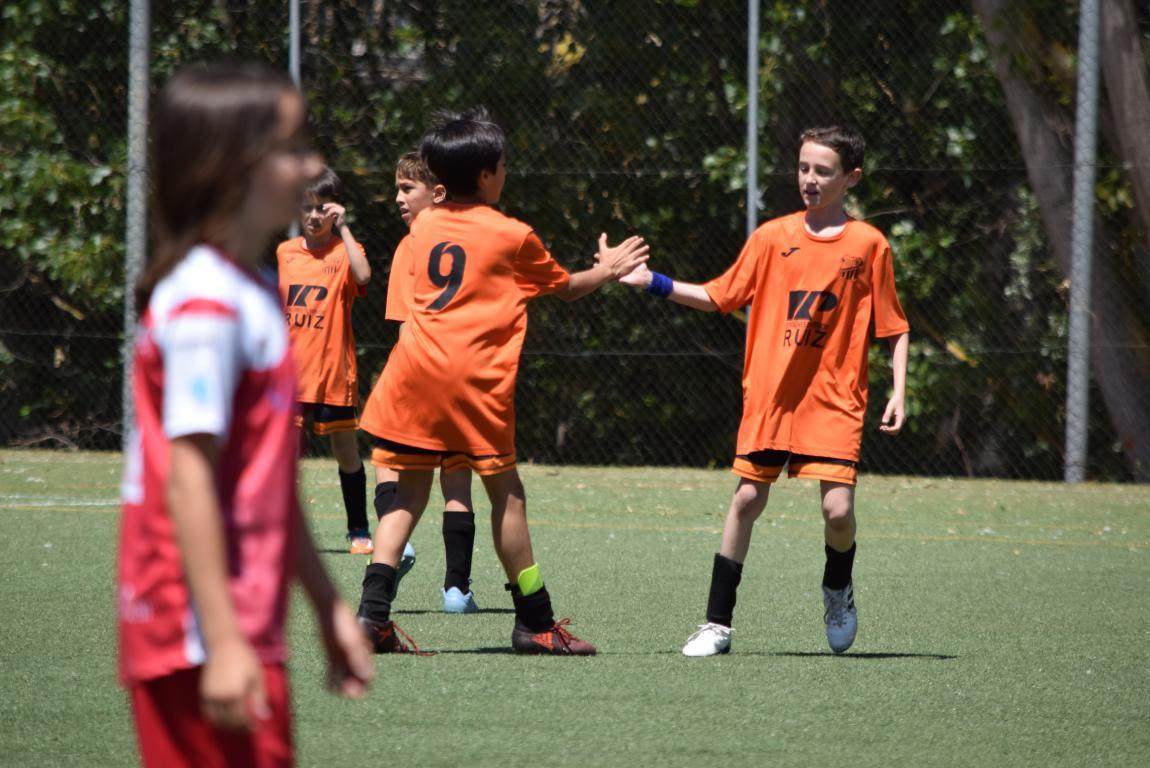 El fútbol como diversión 9