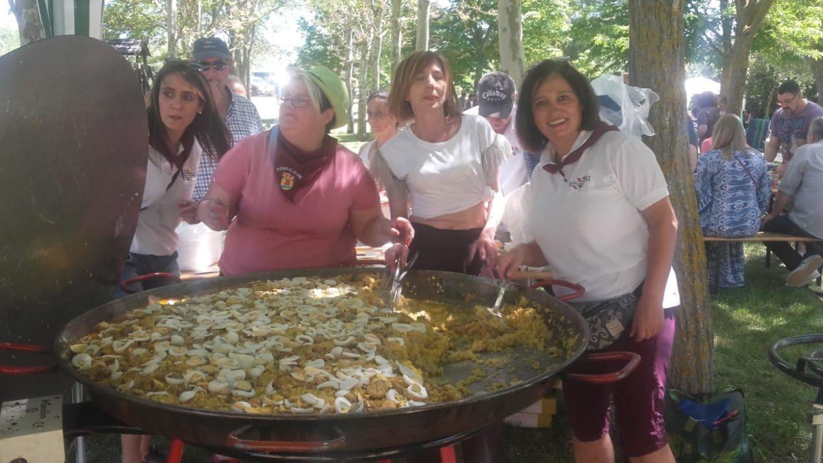 Fonzaleche celebró por todo lo alto la romería a la ermita de Junquera 2