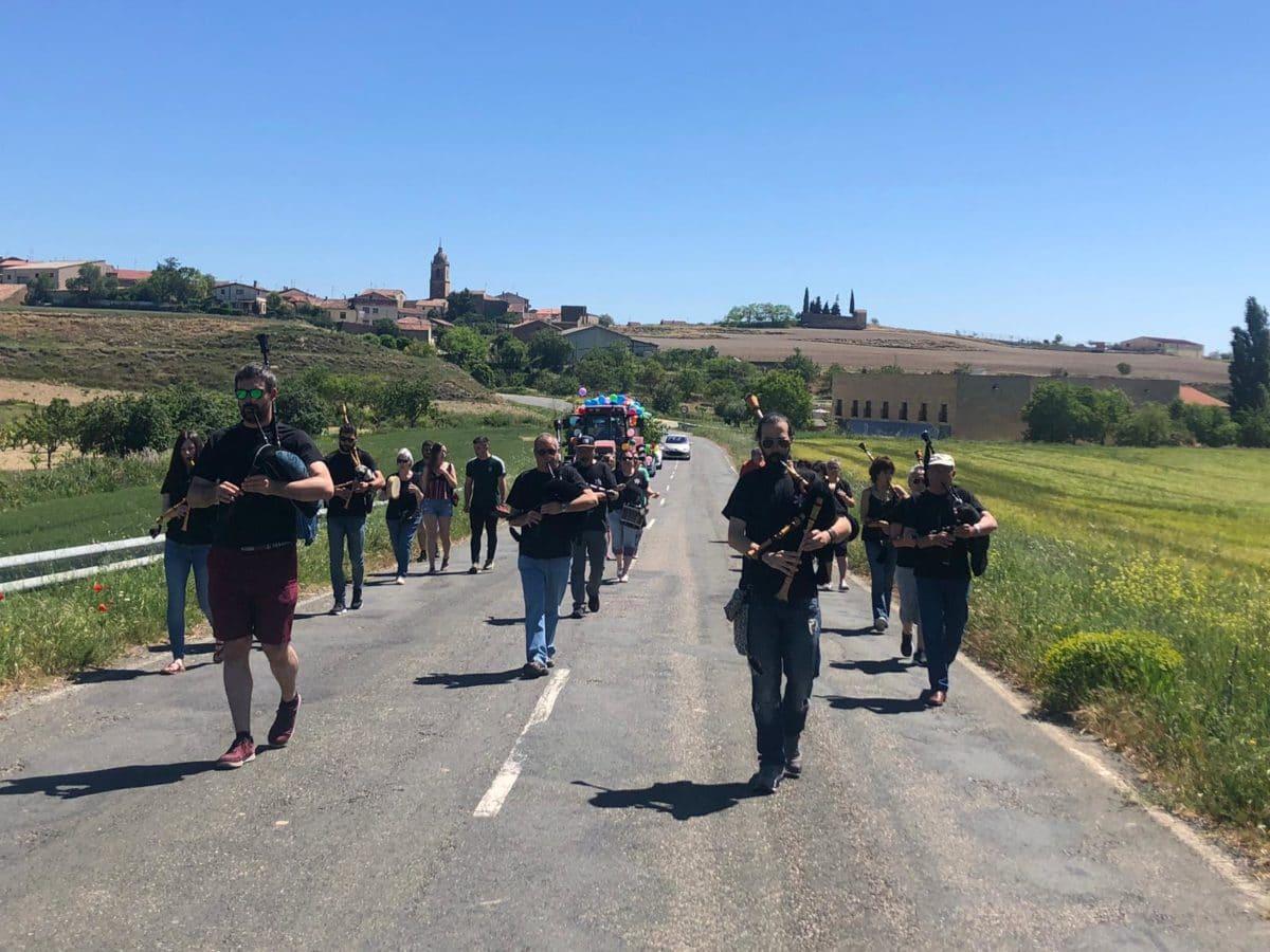 Fonzaleche celebró por todo lo alto la romería a la ermita de Junquera 3