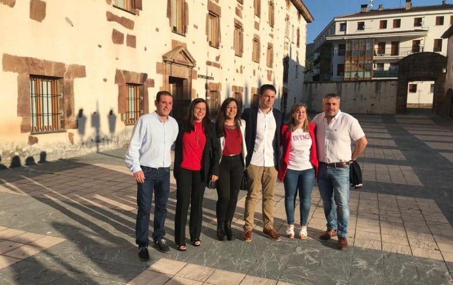 Gonzalo Abajo ya es oficialmente el nuevo alcalde de Ezcaray 1