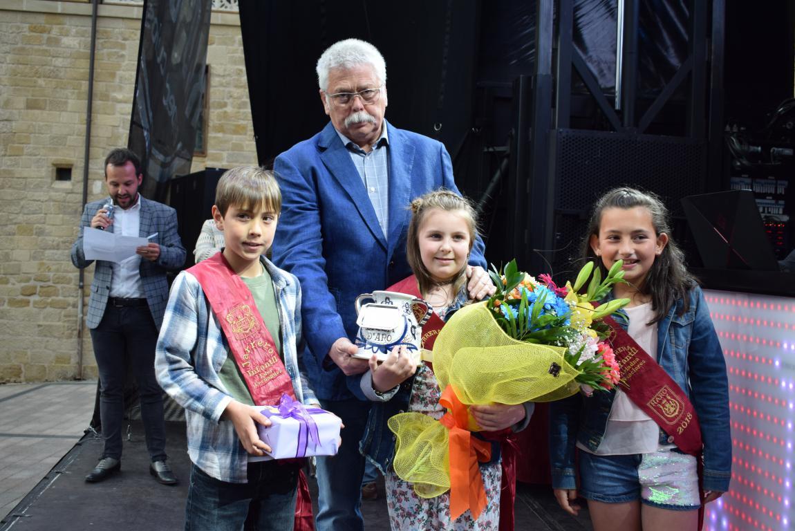 La proclamación de los Jarreros Mayores e Infantiles inicia la cuenta atrás para fiestas 1