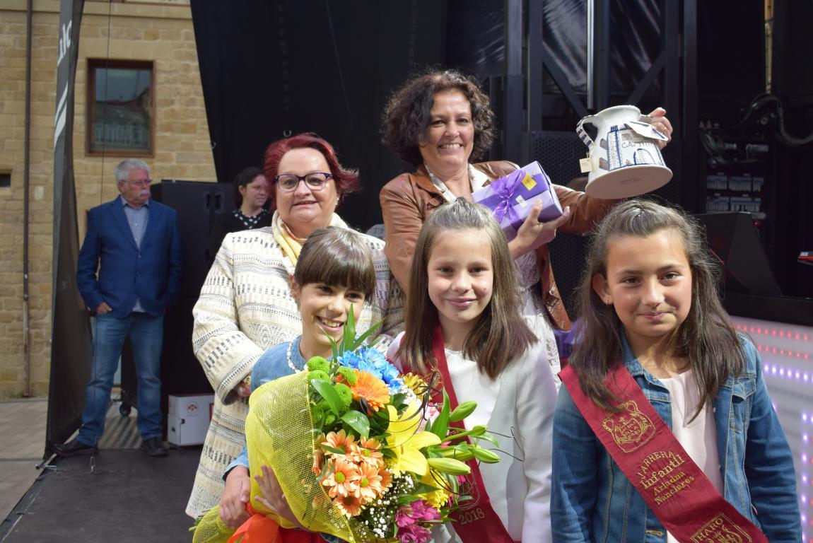La proclamación de los Jarreros Mayores e Infantiles inicia la cuenta atrás para fiestas 20