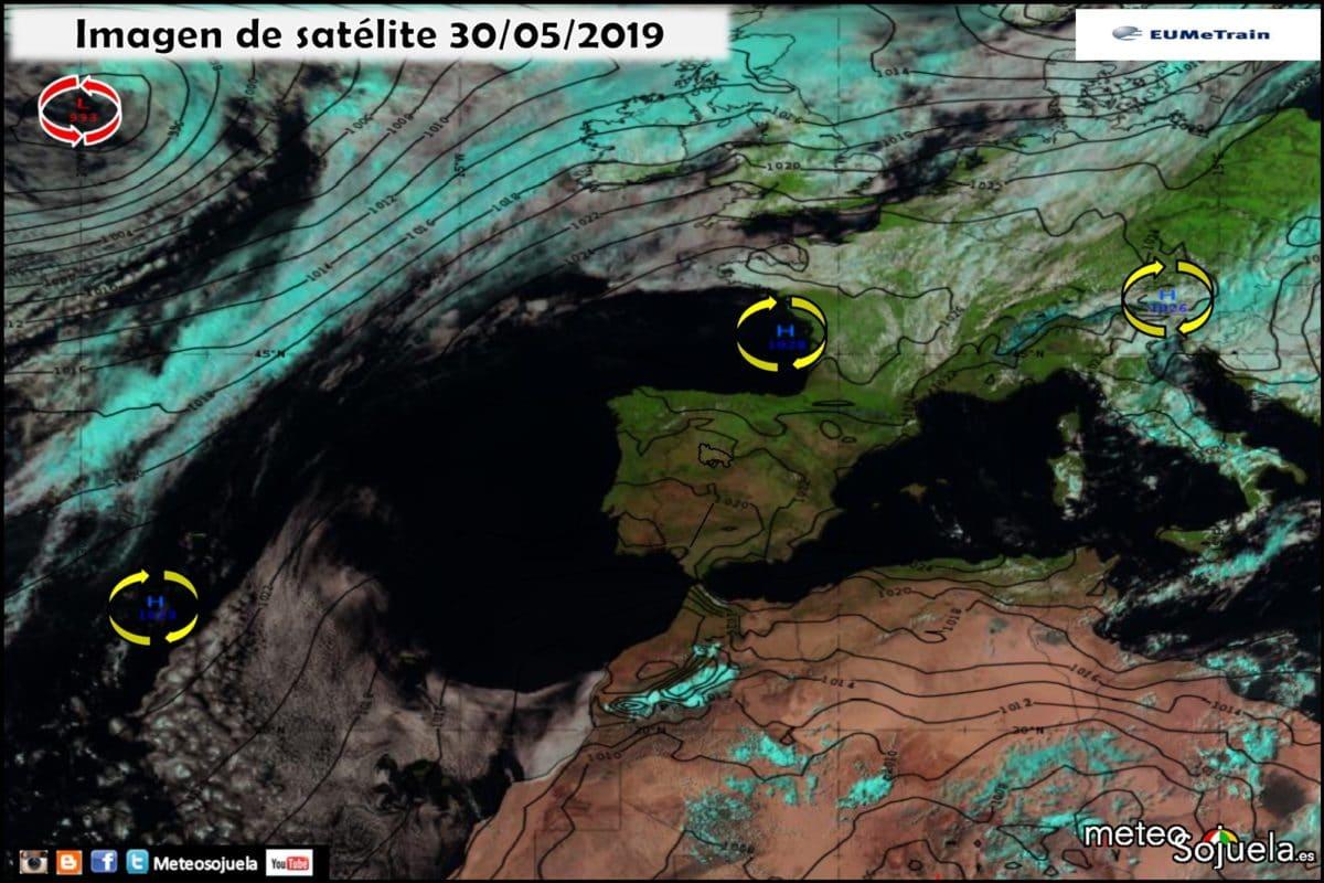 La Rioja Alta vive un verano adelantado: Haro marca la máxima con 31,6 grados 2