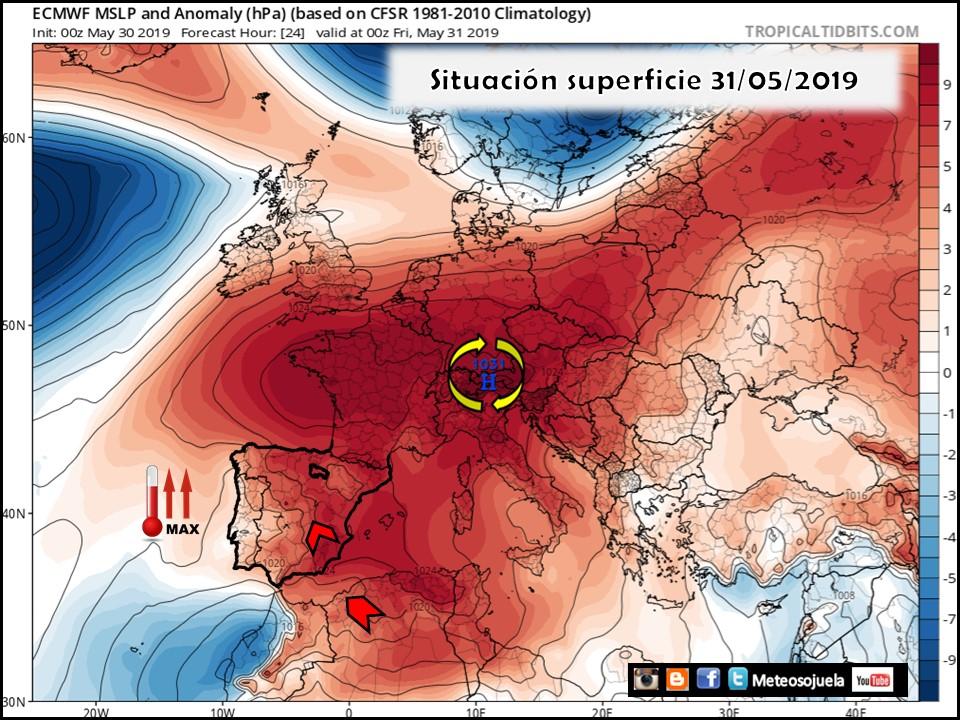 La Rioja Alta vive un verano adelantado: Haro marca la máxima con 31,6 grados 3