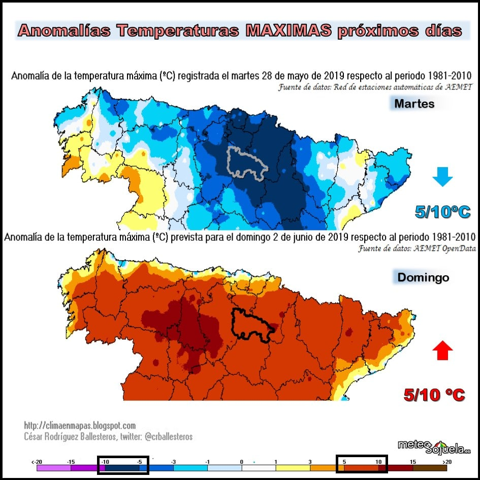 La Rioja Alta vive un verano adelantado: Haro marca la máxima con 31,6 grados 4
