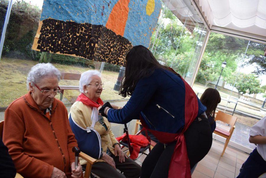 Los mayores de Haro ya disfrutan de las fiestas 6