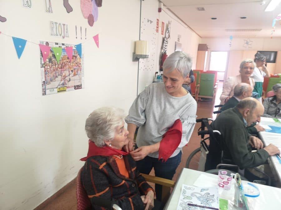Los mayores de Haro ya disfrutan de las fiestas 14