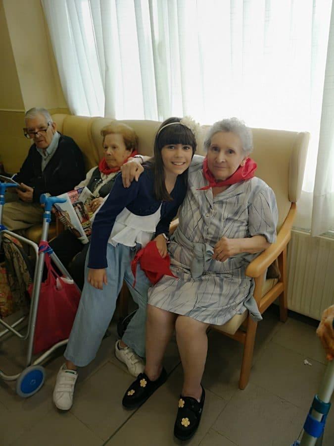 Los mayores de Haro ya disfrutan de las fiestas 12