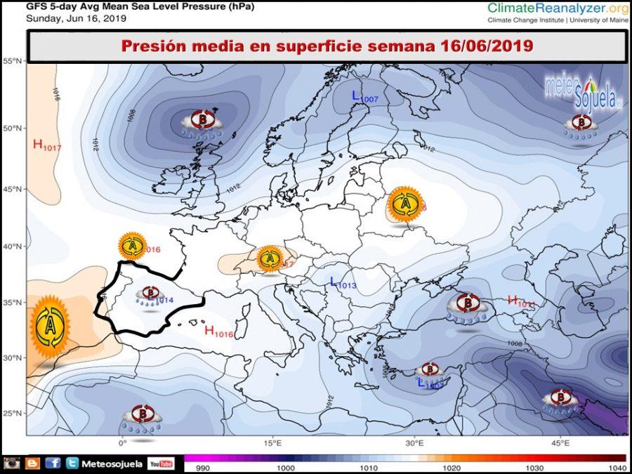 Con la llegada del verano, La Rioja alcanzará las temperaturas máximas del año 2