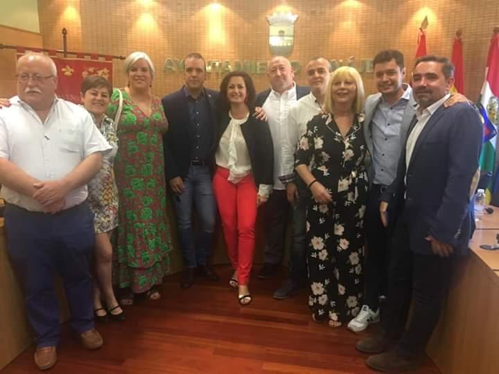Javier Ruiz, nuevo alcalde de Santo Domingo, y Jonás Olarte, reelegido en Nájera 2