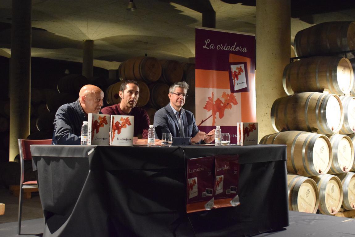 'La criadora', un misterio ancestral de los vinos de Haro 11
