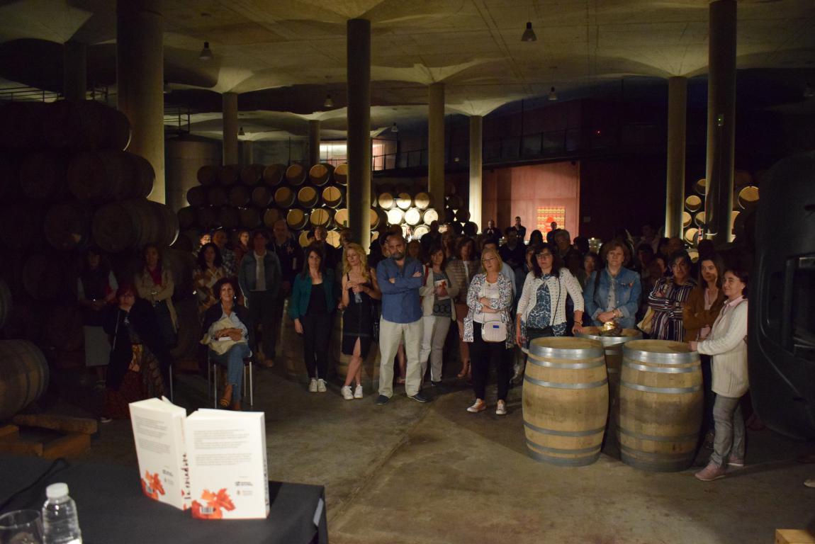'La criadora', un misterio ancestral de los vinos de Haro 12