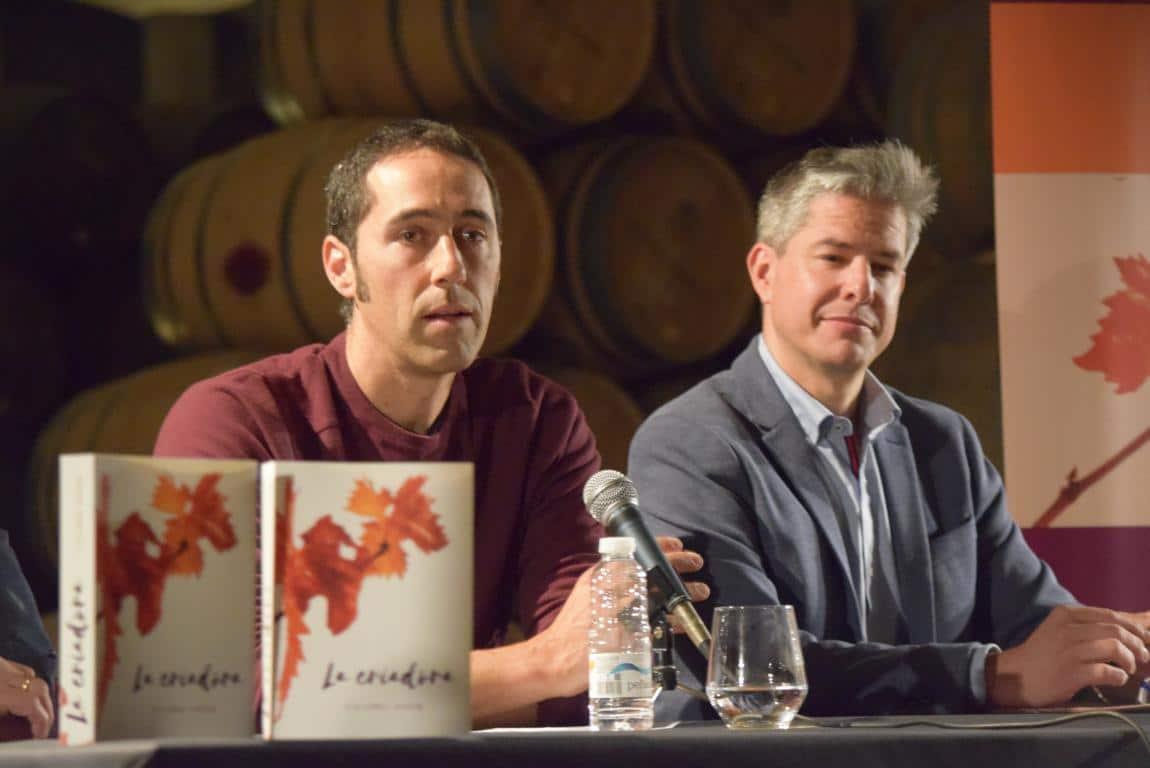 'La criadora', un misterio ancestral de los vinos de Haro 15