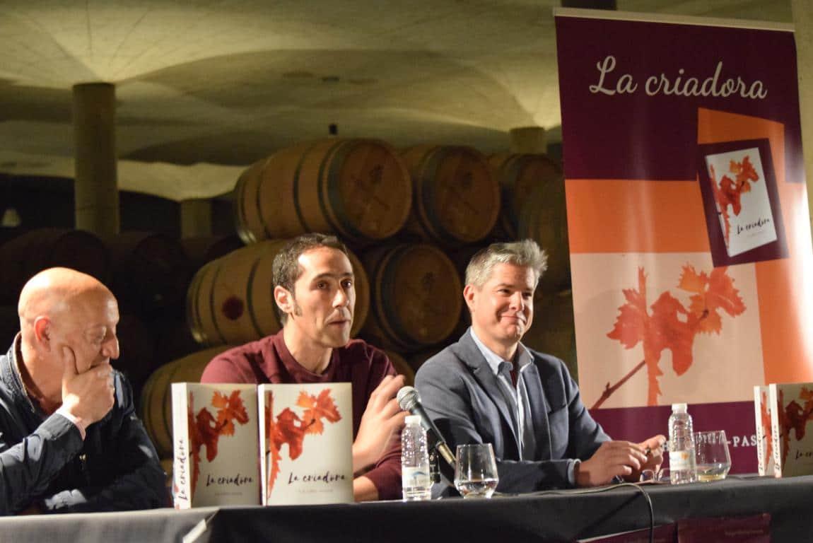 'La criadora', un misterio ancestral de los vinos de Haro 16