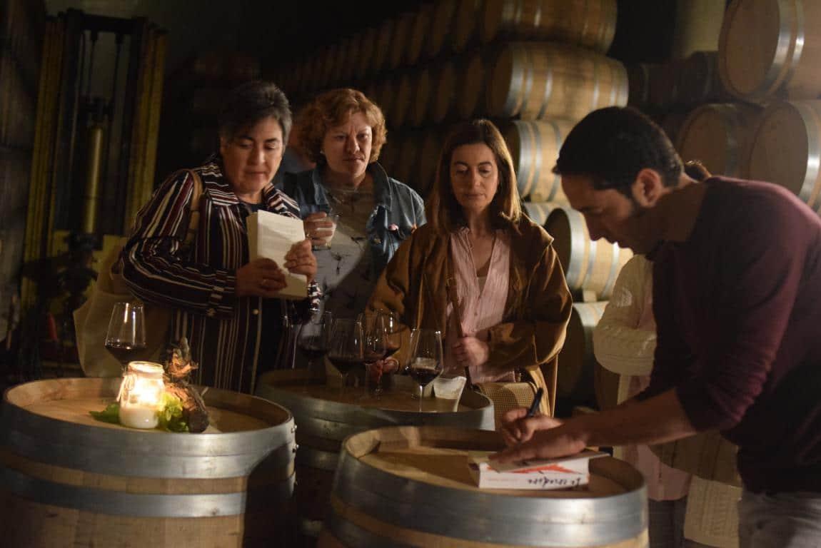 'La criadora', un misterio ancestral de los vinos de Haro 18