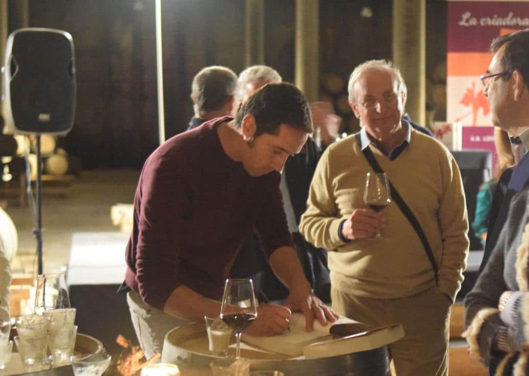 'La criadora', un misterio ancestral de los vinos de Haro 2