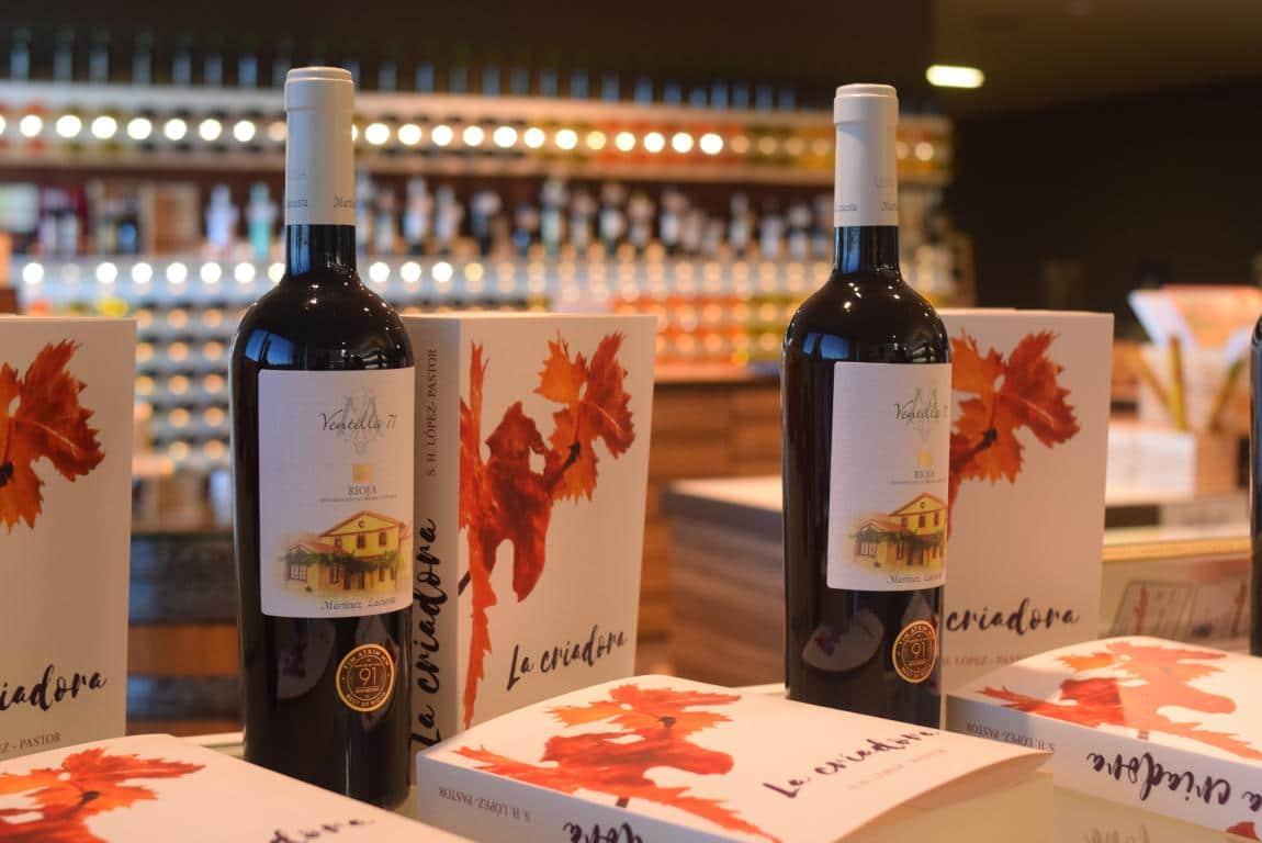 'La criadora', un misterio ancestral de los vinos de Haro 6