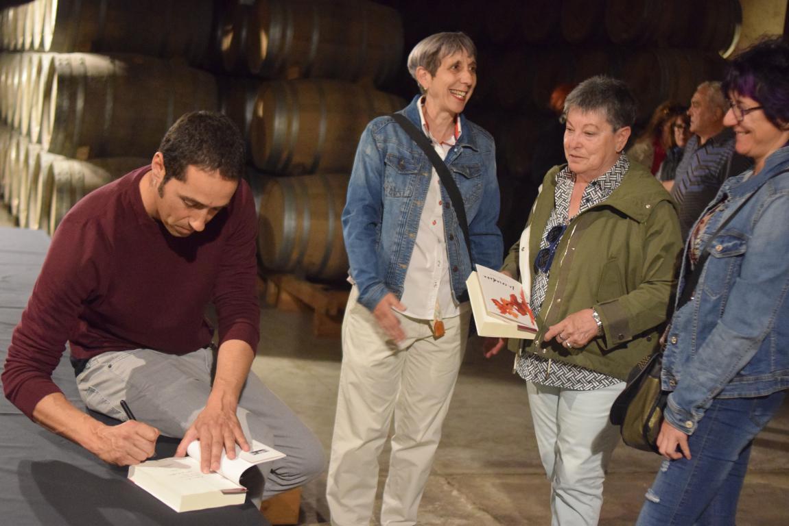 'La criadora', un misterio ancestral de los vinos de Haro 7