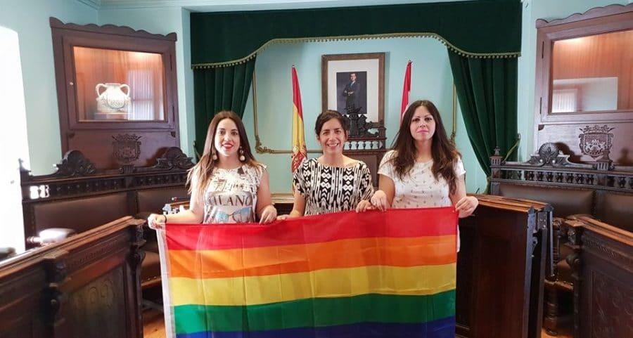 El Ayuntamiento de Haro se suma a la celebración del Día Internacional del Orgullo LGTBI 1