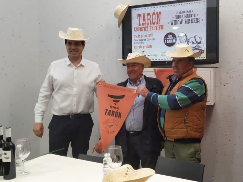 Presentacion Taron Country Festival