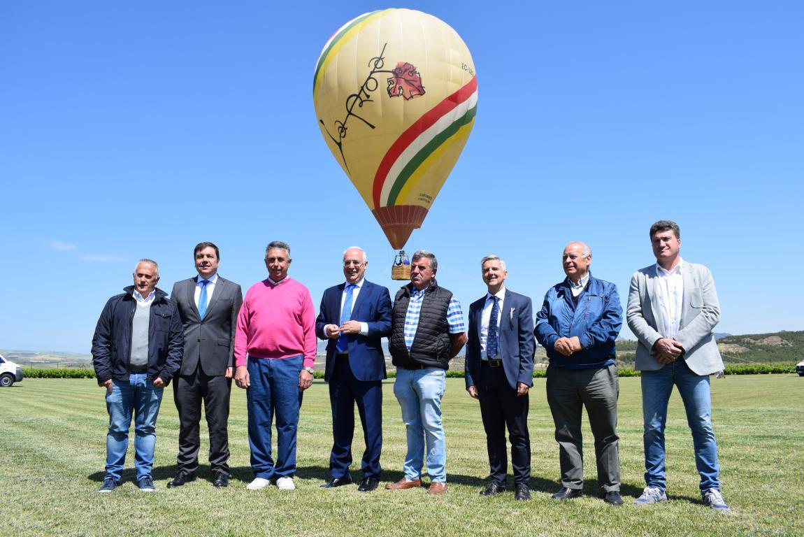 Inauguración Globos Arcoiris
