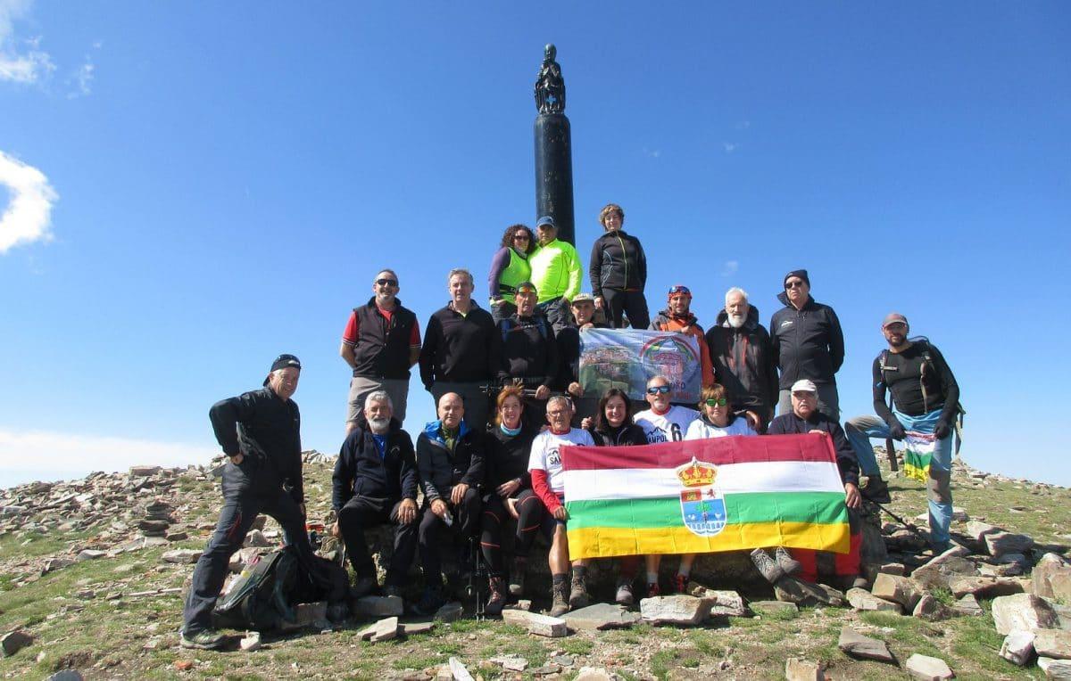 Encuentro de montañeros de La Rioja
