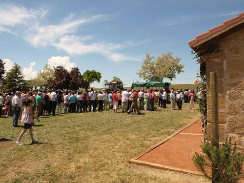 Rodezno celebra este sábado su romería a la ermita de la Virgen de Olartia 6