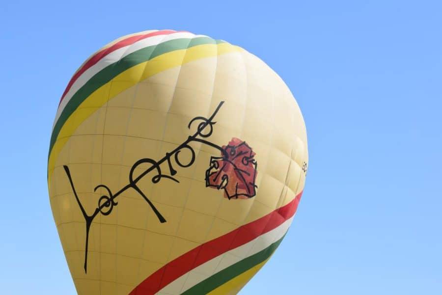Globos Arcoiris inaugura en Cuzcurrita su base en tierra 11