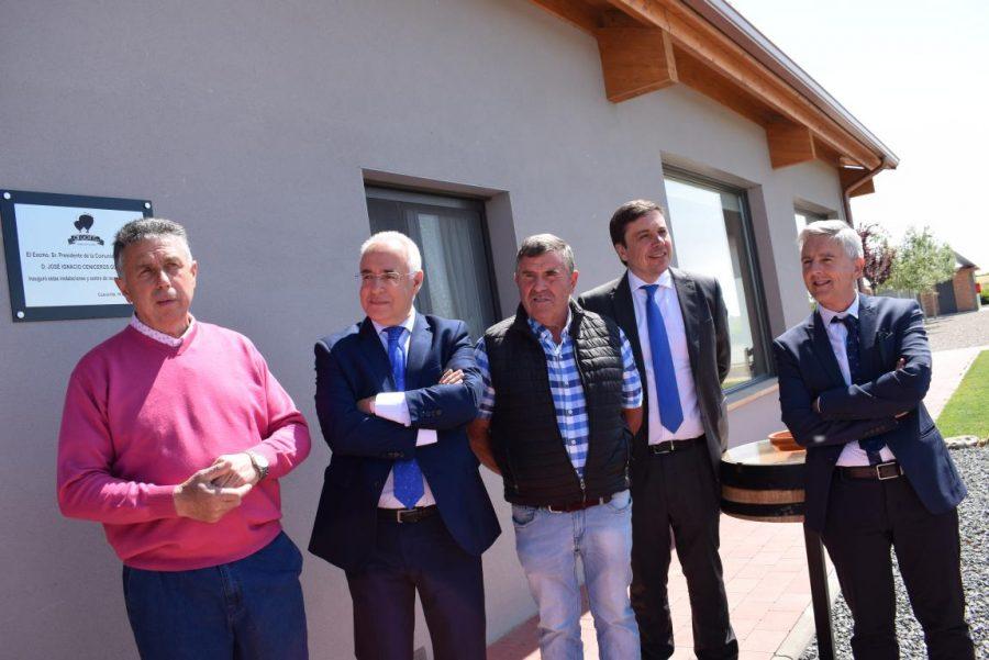 Globos Arcoiris inaugura en Cuzcurrita su base en tierra 8