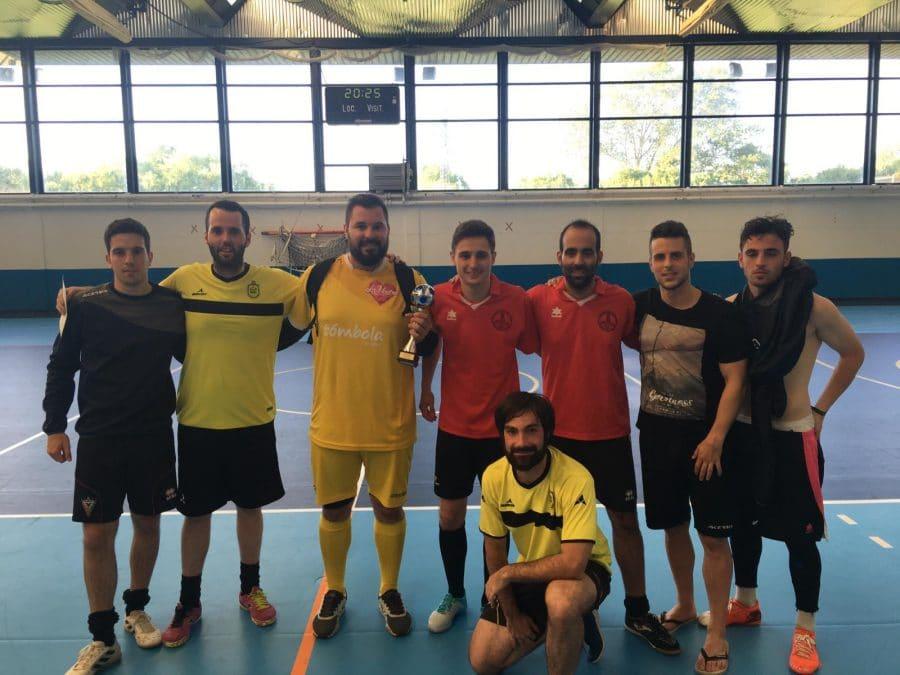 'A Por El Bote', campeón del primer Torneo de Fútbol Sala 12 Horas 'Ciudad de Haro' 1
