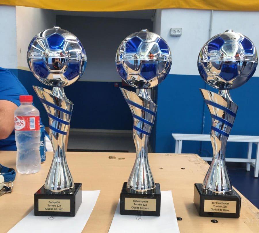 'A Por El Bote', campeón del primer Torneo de Fútbol Sala 12 Horas 'Ciudad de Haro' 4