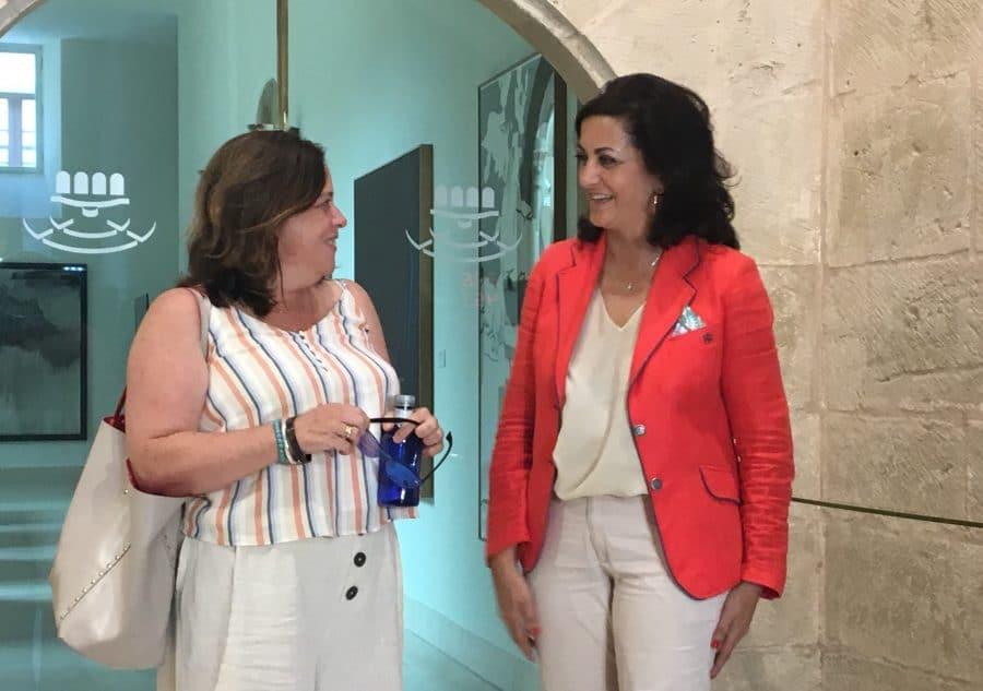 """Andreu llama """"a anteponer el interés general al particular para poner en marcha un gobierno progresista en La Rioja"""" 1"""