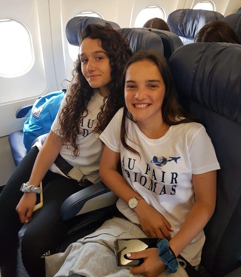 75 estudiantes disfrutan en el extranjero de los programas junior de AupairIdiomas 2