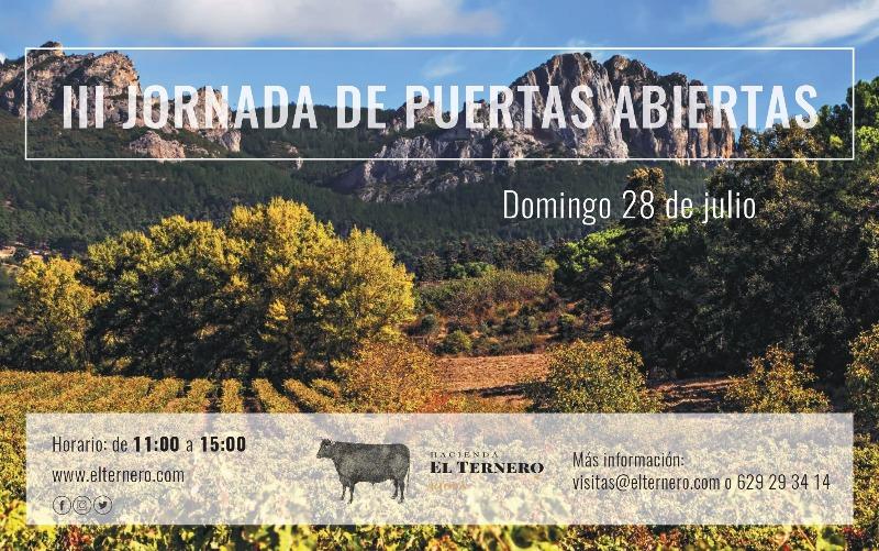 Hacienda El Ternero vuelve a abrir sus puertas este domingo 2