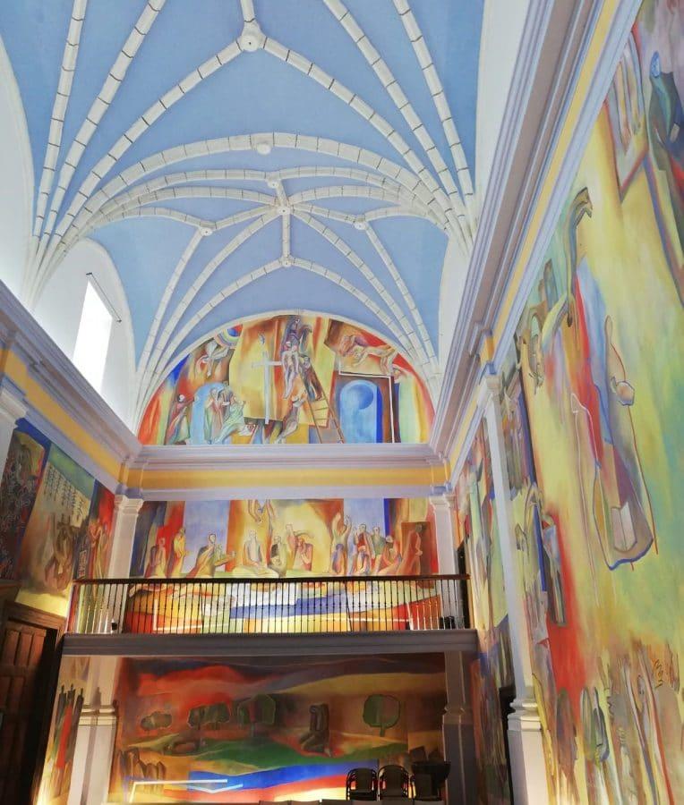 La Coral Polifónica de Haro ofrece un vistoso concierto en la iglesia de San Miguel de Antezana 5