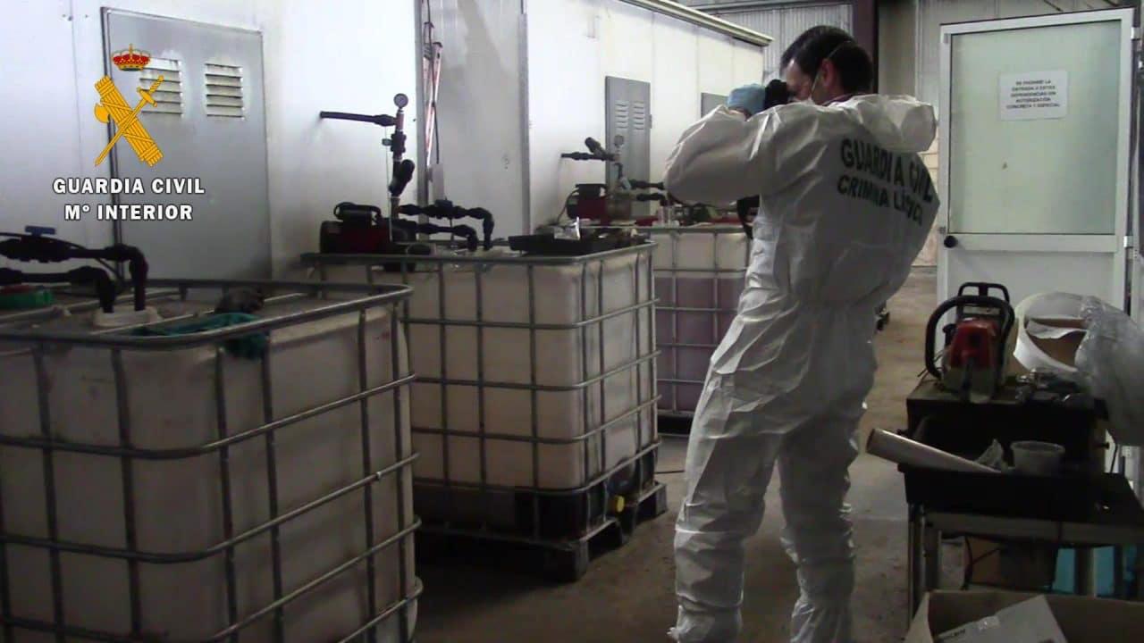 Desmantelado en Haro el mayor laboratorio 'indoor' de marihuana de La Rioja 4