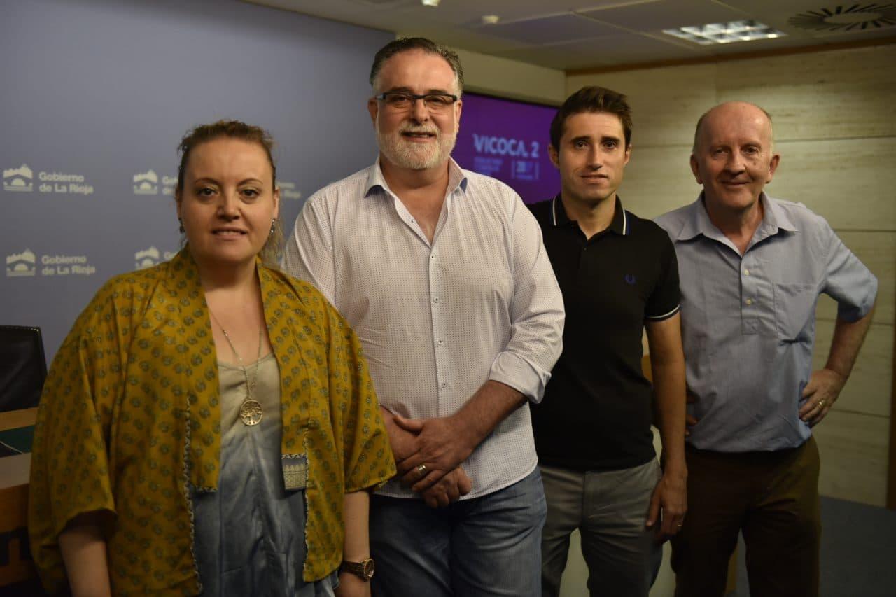 Vinos y alimentos de calidad de La Rioja, protagonistas de la feria VICOCA de Huércanos 1