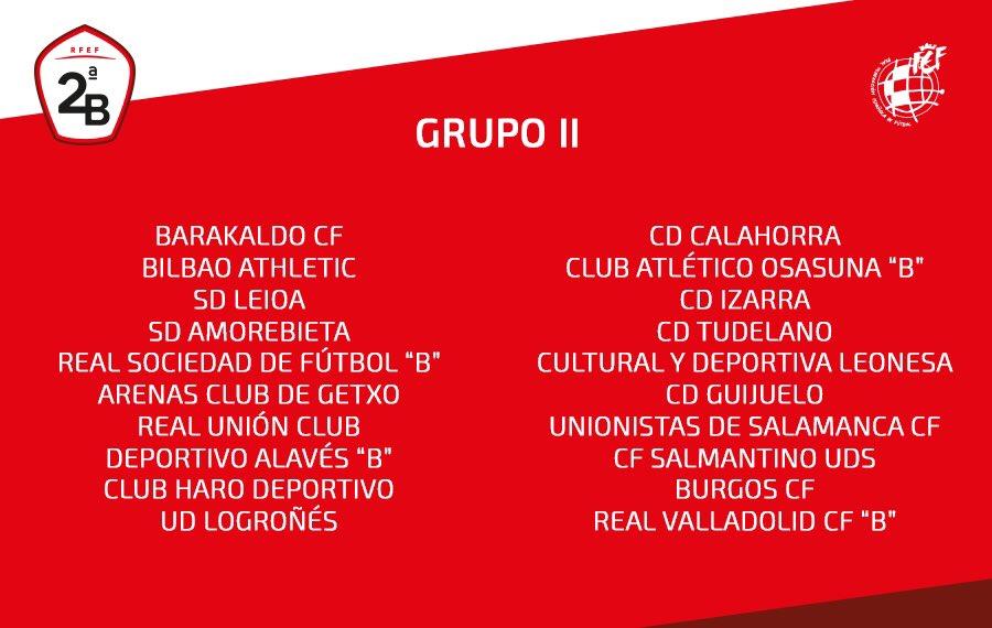 El Haro jugará en el grupo II de la Segunda B con vascos, navarros y castellanoleoneses 1