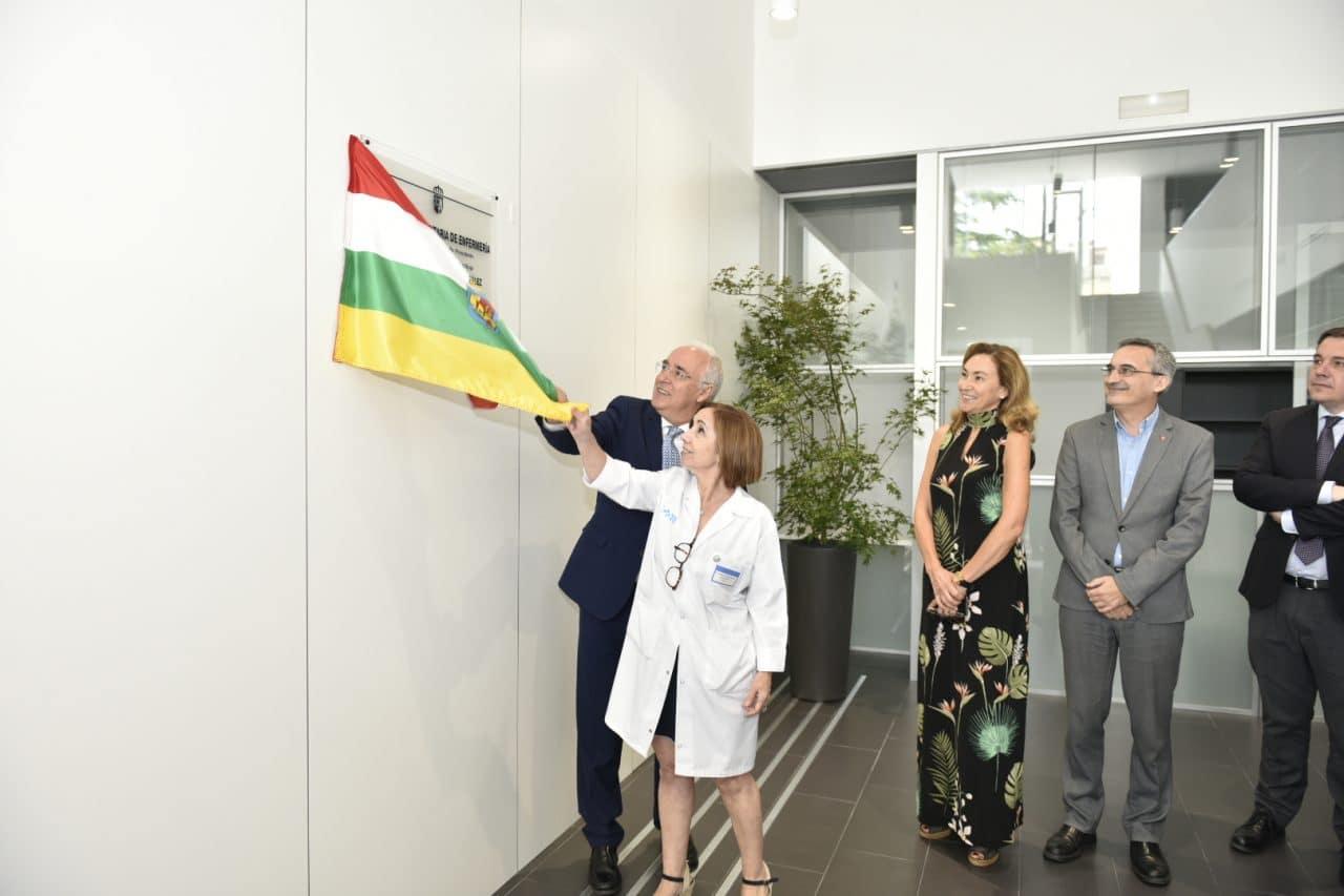 Inaugurada la nueva sede de la Escuela de Enfermería de La Rioja 1