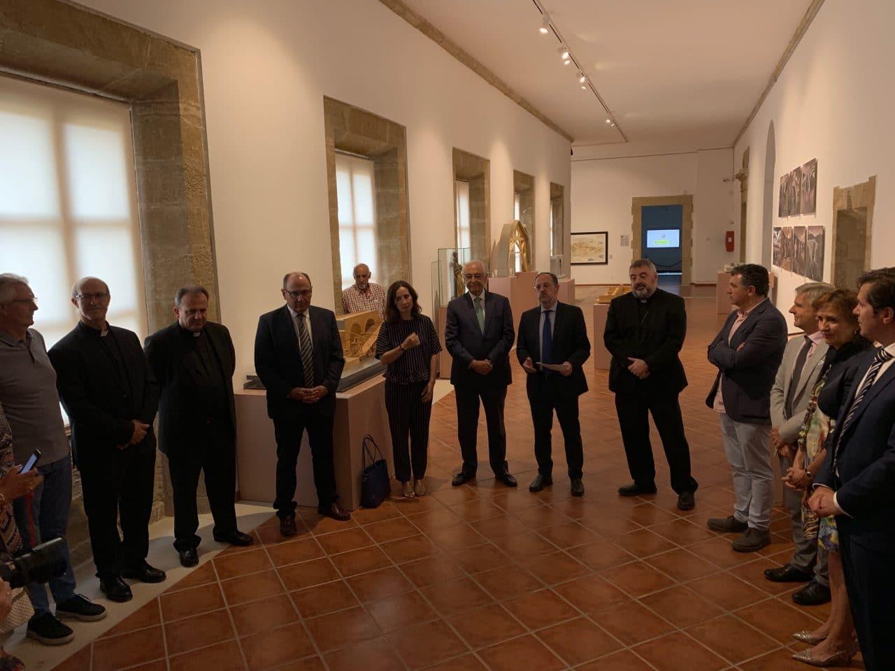 Inaugurada la exposición 'Santo Domingo de la Calzada. El Ingeniero del Camino' 2
