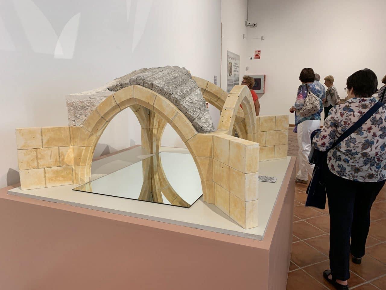 Inaugurada la exposición 'Santo Domingo de la Calzada. El Ingeniero del Camino' 1