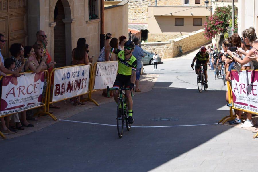 Mikel Núñez gana el XXXII Memorial Álvaro Fernández 41