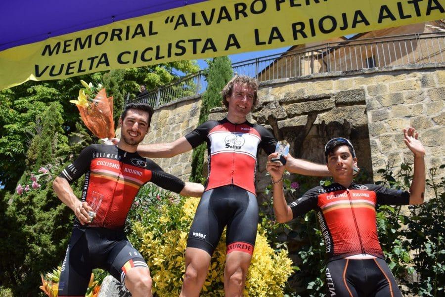 Mikel Núñez gana el XXXII Memorial Álvaro Fernández 64