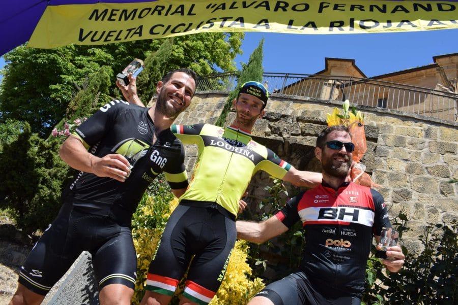 Mikel Núñez gana el XXXII Memorial Álvaro Fernández 65