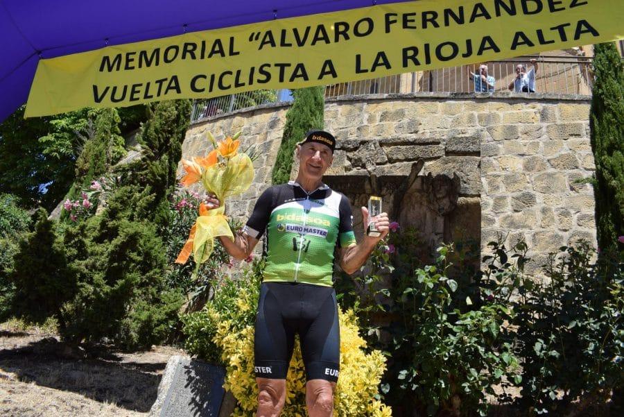 Mikel Núñez gana el XXXII Memorial Álvaro Fernández 71