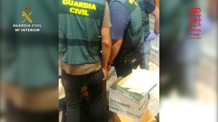 Cae un grupo delictivo que robaba en albergues del Camino de Santiago 4