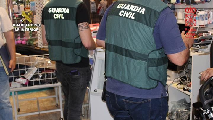 Cae un grupo delictivo que robaba en albergues del Camino de Santiago 1